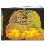 Halloween 9x7 20 Page Photo Book - 9x7 Photo Book (20 pages)