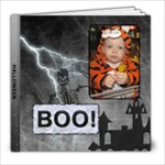 Halloween 8x8 20 Page Photo Book - 8x8 Photo Book (20 pages)