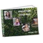 Anniversary Sleep-over  - 7x5 Deluxe Photo Book (20 pages)