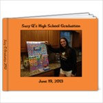 Suzy  Graduation - 7x5 Photo Book (20 pages)