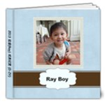 RAY 2013 - 8x8 Deluxe Photo Book (20 pages)