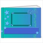 5 by 7 bright colours photo book - 7x5 Photo Book (20 pages)