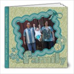 Family 2013 - 8x8 Photo Book (20 pages)
