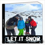 new snow book cheaper! - 12x12 Photo Book (60 pages)