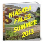 niagara falls 2013 - 8x8 Photo Book (20 pages)
