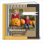 helloween - 8x8 Photo Book (20 pages)