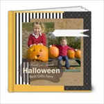 helloween - 6x6 Photo Book (20 pages)