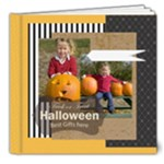 helloween - 8x8 Deluxe Photo Book (20 pages)