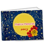 Aug 2013 - 9x7 Deluxe Photo Book (20 pages)