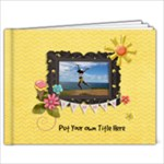 11 x 8.5 - Days of Summer - 11 x 8.5 Photo Book(20 pages)