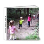 A walk in the forest - 6x6 Deluxe Photo Book (20 pages)