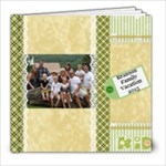 Branson Family Vacation - 8x8 Photo Book (20 pages)