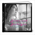 Roussy wedding - 8x8 Photo Book (20 pages)