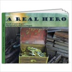 A Real Hero - 7x5 Photo Book (20 pages)