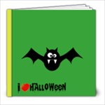 Halloween 13 8x8 - 8x8 Photo Book (20 pages)