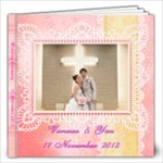 Yau Wedding 12*12 - 12x12 Photo Book (20 pages)
