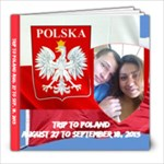Amalia & Alex in Poland 2013 - 8x8 Photo Book (20 pages)