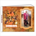 Edna s Autumn Blessings 9x7 book - 9x7 Photo Book (20 pages)