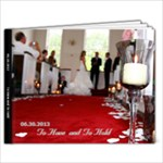 Esther Wedding - Ceremony 11 x 8.5 - 11 x 8.5 Photo Book(20 pages)