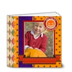 halloween - 4x4 Deluxe Photo Book (20 pages)