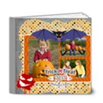 halloween - 6x6 Deluxe Photo Book (20 pages)