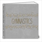 Mary - Gymnastics - DA - level 6 - Xcel - 8x8 Photo Book (20 pages)