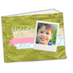 Kids and family book - 7x5 Deluxe Photo Book (20 pages)