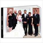 Esther Wedding - Family Ties 11 x 8.5 - 11 x 8.5 Photo Book(20 pages)