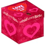 Love is in the Air storage stool - Storage Stool 12