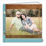 Matthew Alicia engagement - 8x8 Photo Book (20 pages)