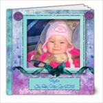 payton jan, feb, march - 8x8 Photo Book (20 pages)