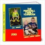 2013 YEARBOOK - 8x8 Photo Book (20 pages)