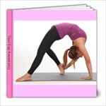 Vinci Yoga Journal 2013 - 8x8 Photo Book (20 pages)