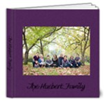 Huebert Family Photos 2013 - 8x8 Deluxe Photo Book (20 pages)