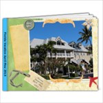 Florida Vacation - 9x7 Photo Book (20 pages)