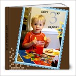 Kyler - 8x8 Photo Book (20 pages)