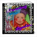 Dancing with Lyndee - 8x8 Photo Book (30 pages)