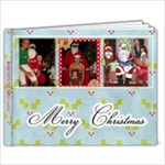 Miss Kat s Three Xmas  - 9x7 Photo Book (20 pages)