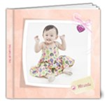 miranda 1-2 - 8x8 Deluxe Photo Book (20 pages)