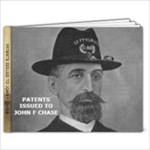 JOHN  F CHASE INVENTIONS - 7x5 Photo Book (20 pages)