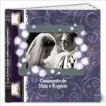 casamento Nina - 12x12 Photo Book (20 pages)