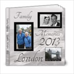 London6x6 - 6x6 Photo Book (20 pages)