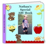 Nathan ABC - 8x8 Deluxe Photo Book (20 pages)