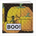 BOO 8x8 20 Page Photo Book - 8x8 Photo Book (20 pages)
