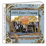 2013-14 SHS Dance Company - 8x8 Deluxe Photo Book (20 pages)