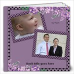 My lilac Picture book 12x12  (40 pages) - 12x12 Photo Book (20 pages)