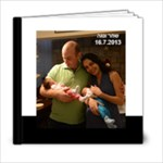 britsaba - 6x6 Photo Book (20 pages)
