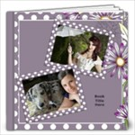 Our lilac Picture book 12x12  (20 pages) - 12x12 Photo Book (20 pages)