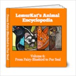 F-animals - 6x6 Photo Book (20 pages)