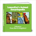 IJ-animals - 6x6 Photo Book (20 pages)